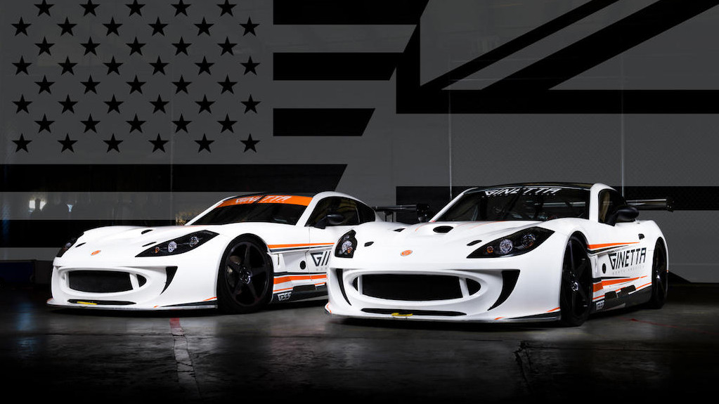 Ginetta Launches New North American Operation
