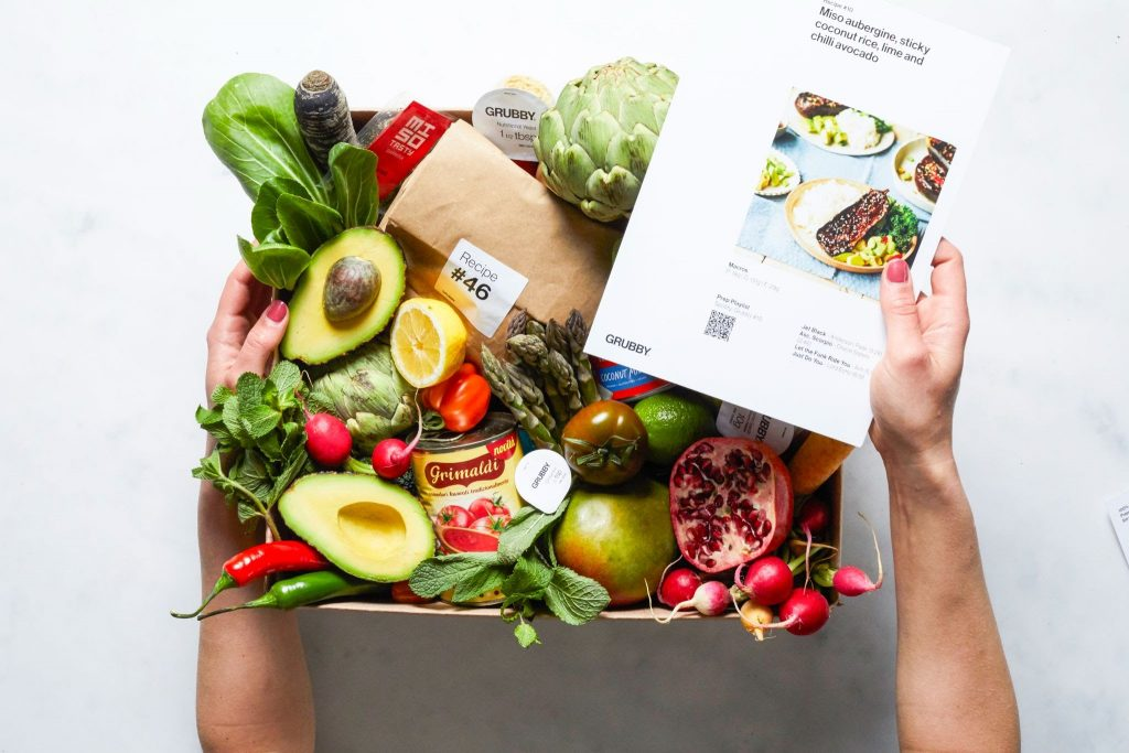First Plant-Based Recipe Box Arrives to the UK