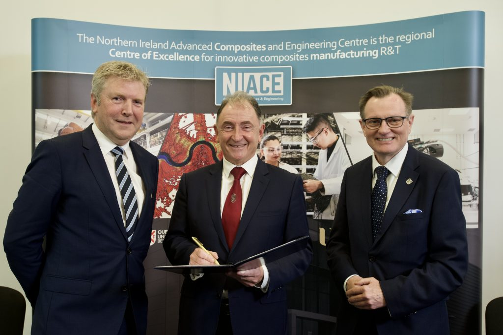 Queen's University Belfast Celebrates Innovation in Manufacturing