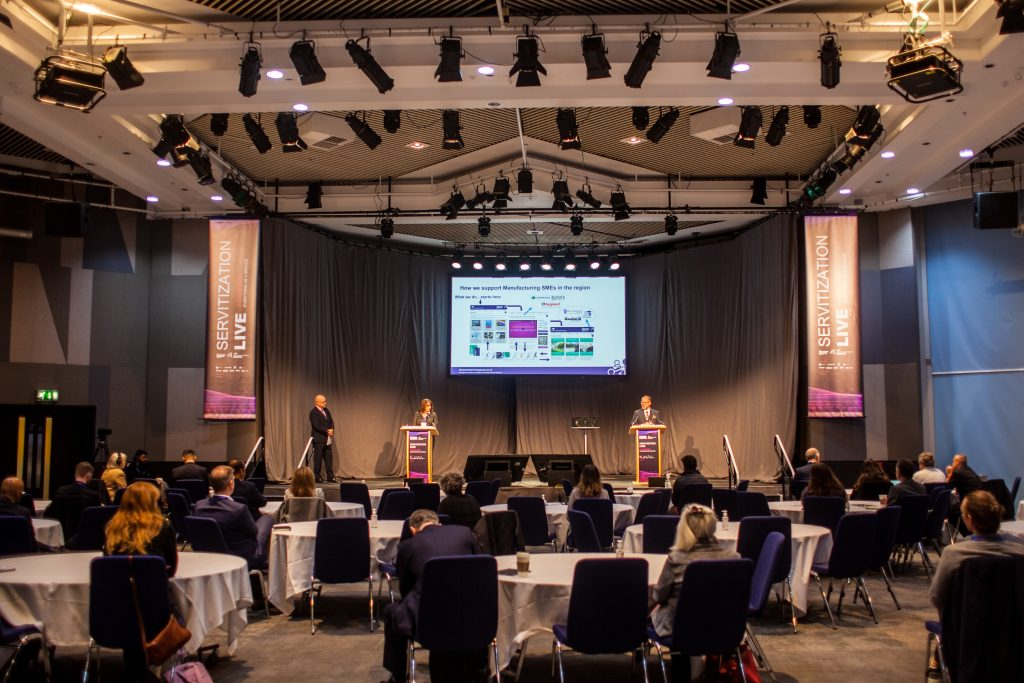 Servitization Live Conference Celebrates the Power of Advanced Services