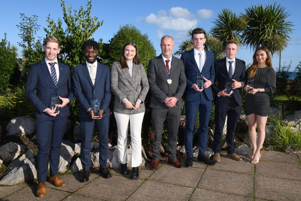 Six Rising Individuals Celebrate Civil Engineering Success at CECA SW Awards