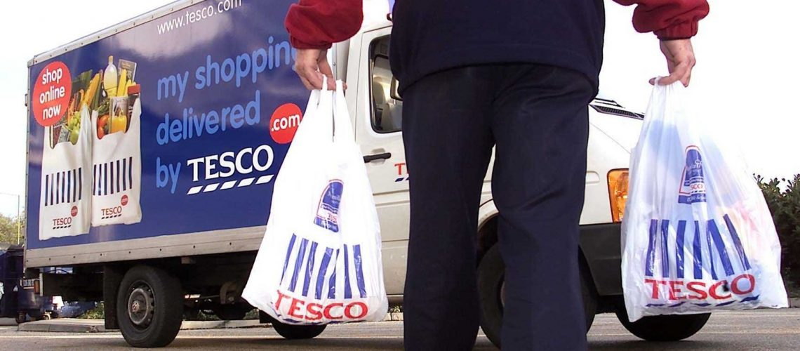 Plastic to Oil Recycling Trial Launched by Tesco
