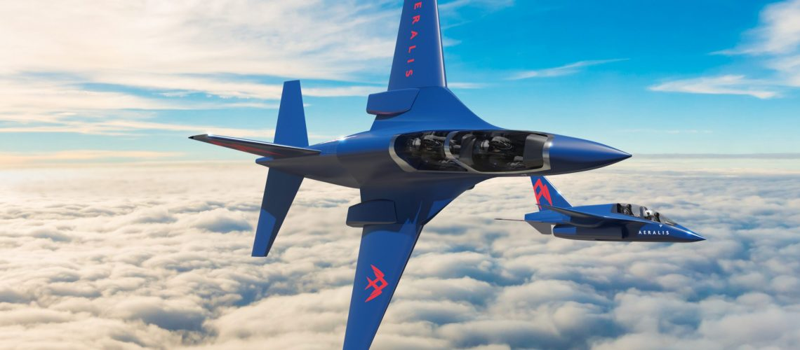 AERALIS Receives Thales Support for Modular Aircraft