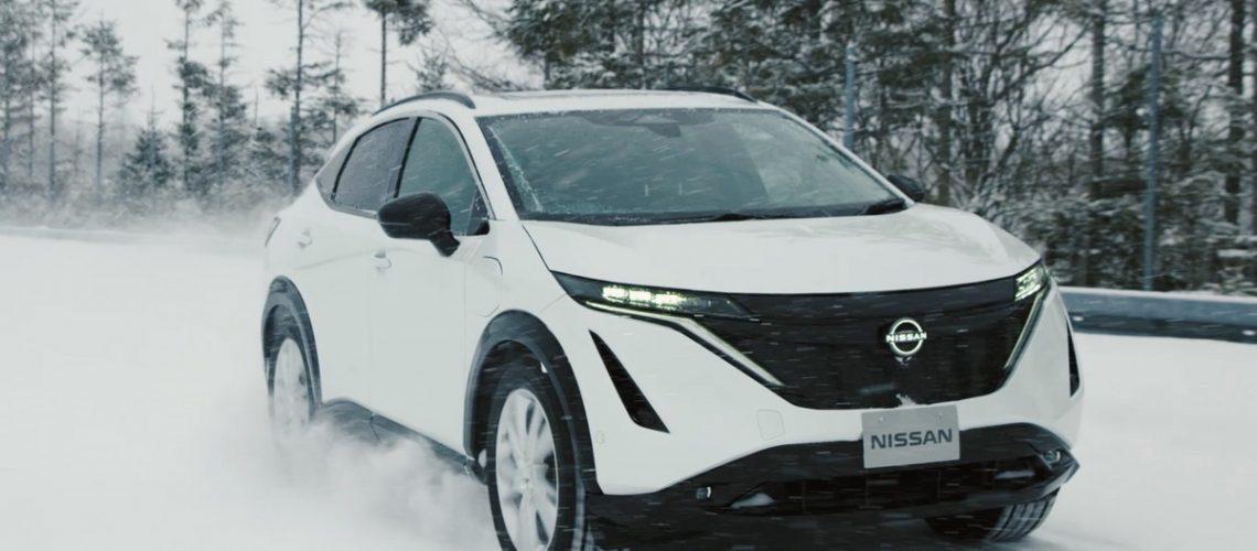 Nissan Unveils EV Hub to Accelerate Carbon Neutrality Goal