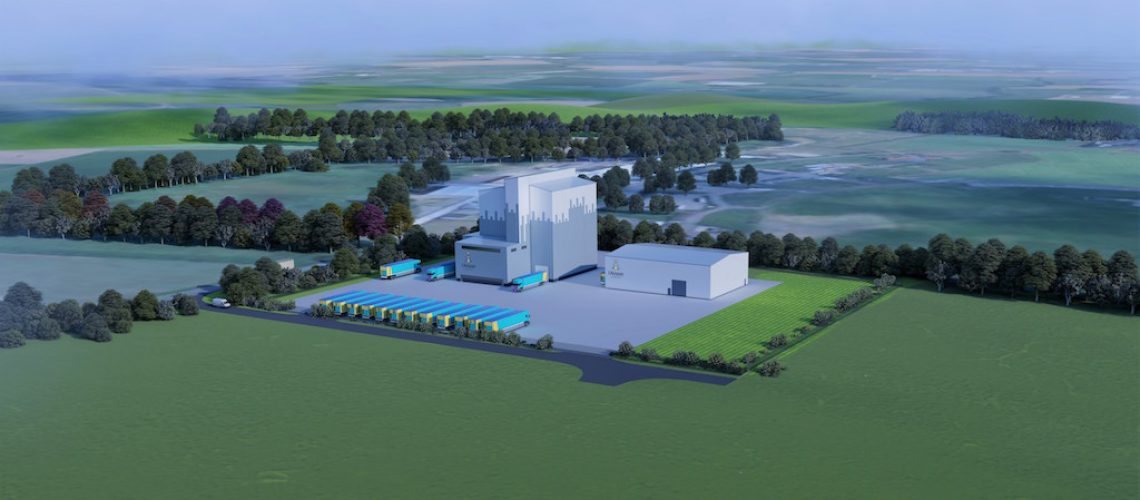 Animal Feed Manufacturer Purchases New Facility