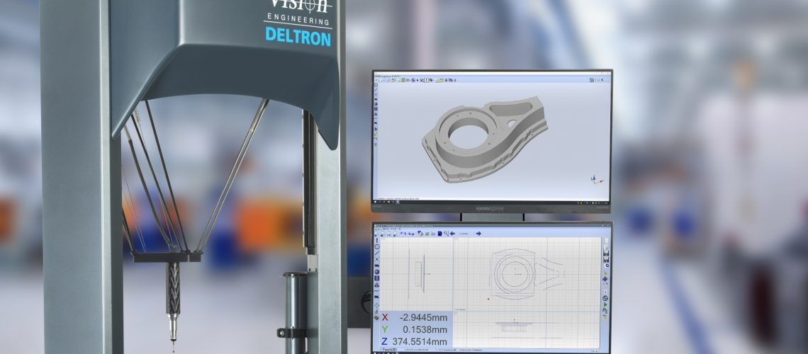 Metrology Partnership Brings Vision to CMM Market