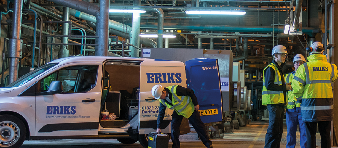ERIKS Partners with Alcumus SafeContractor to Drive HSE Further