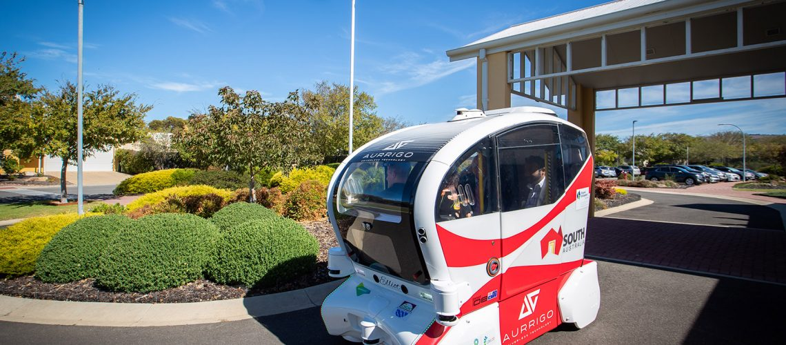 Coventry Manufacturer Launches Driverless Mobility Service