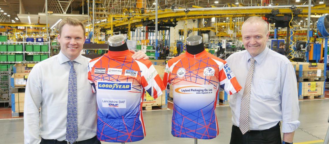 Leyland Trucks Preparing for Annual Charity Bike Ride