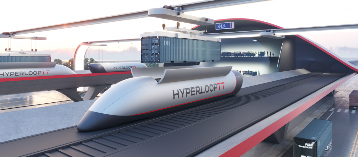 Innovative Transport System Hyperloop to Change Transportation