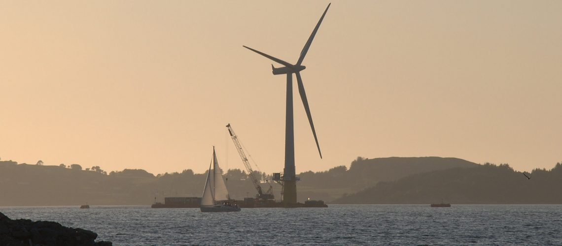 Business Opportunities at the New Offshore Wind Farm