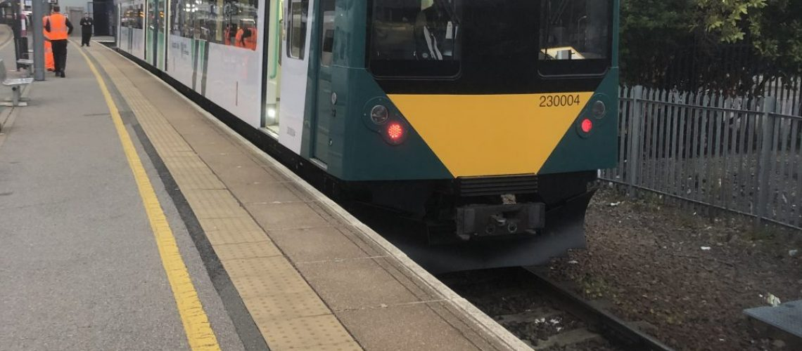 Class 230 Train in Service