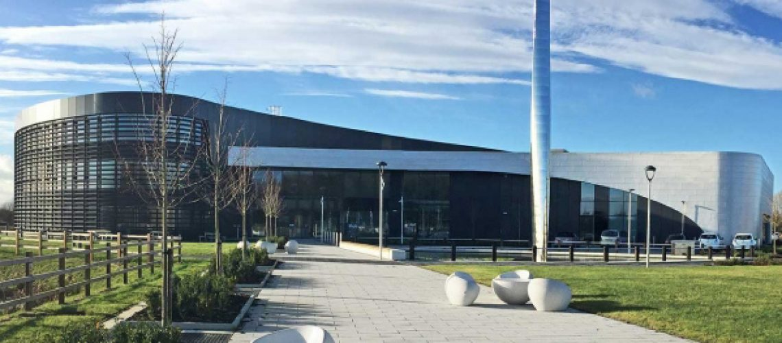 Nuclear AMRC Midlands Is Now Open