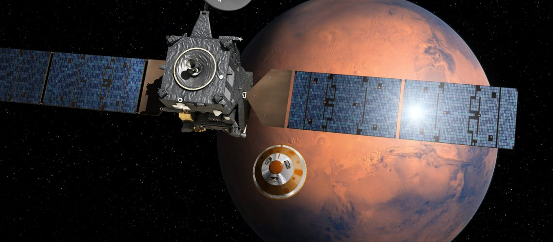 Open University Prepares for First Successful Mars Landing