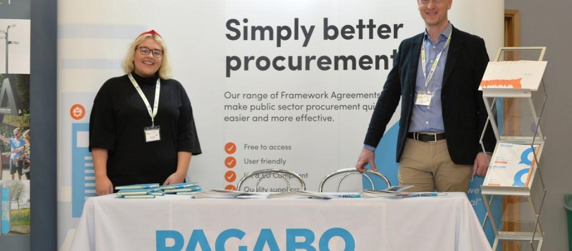 New Partnership Between Pagabo and Built Environment Networking