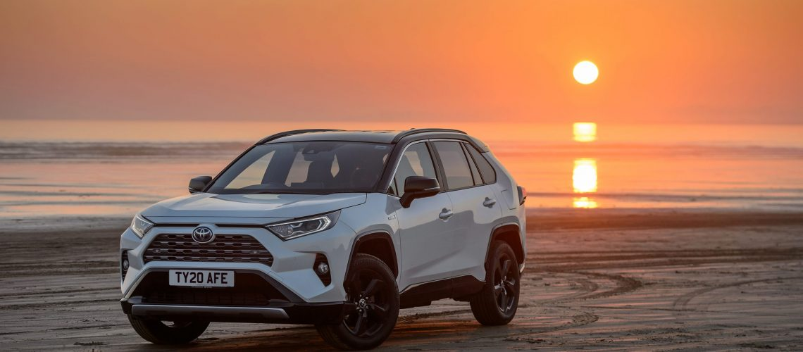 Toyota Achieves Record UK New Car Market Share