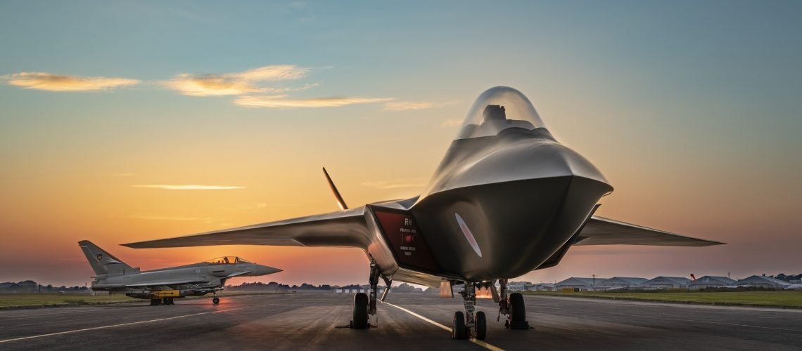 Future Combat Air Programme Tempest is Poised to Drive Productivity