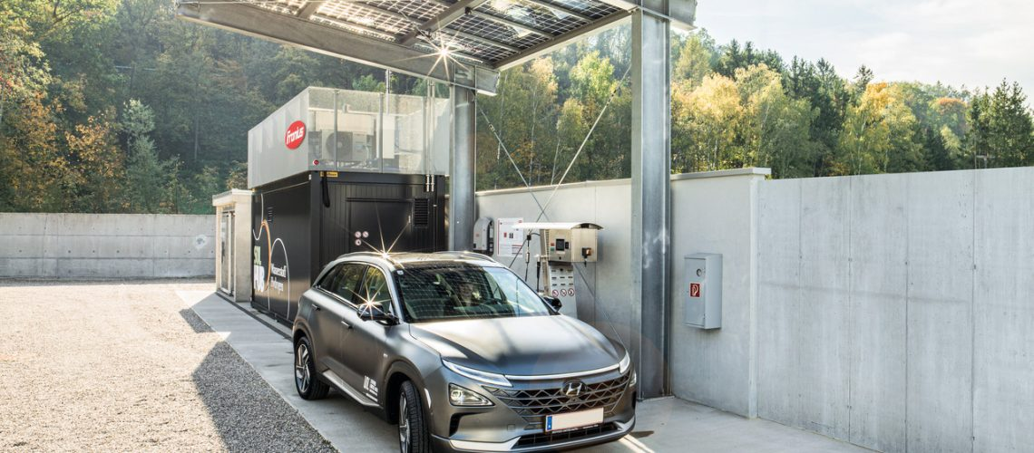 Fronius Becomes Expert in Developing Hydrogen Solutions