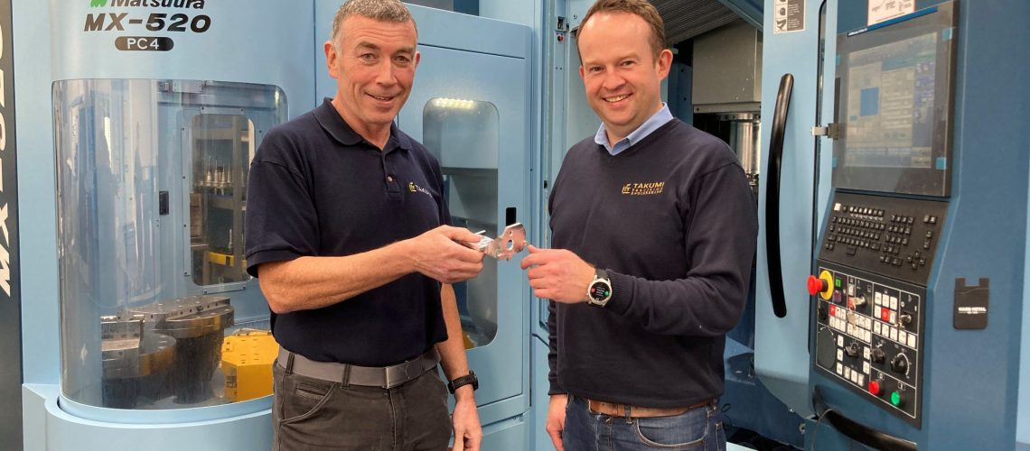 Takumi Creates 60 New Jobs at Its Facility in Limerick