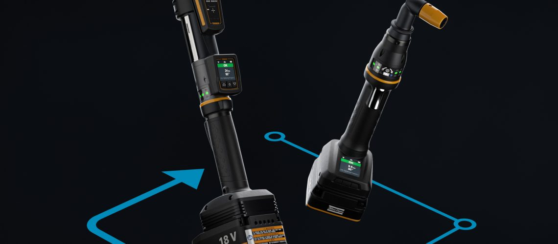 Atlas Copco Launches First Fully Integrated Smart Tool Range