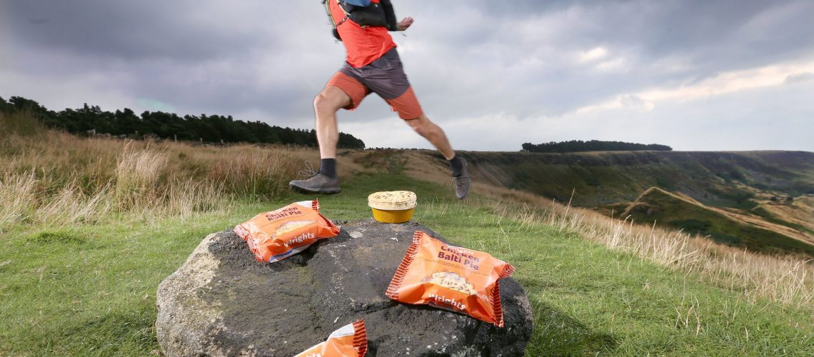 Wrights Food Group is Fuelling an Ultra-Trail Snowdonia Runner with Pies