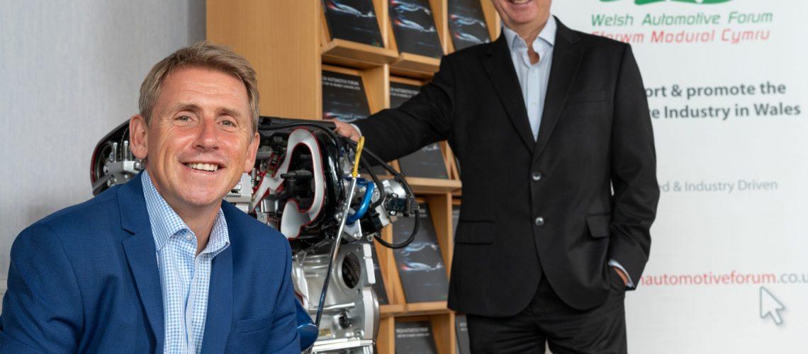 Welsh Automotive Forum Appoints New CEO