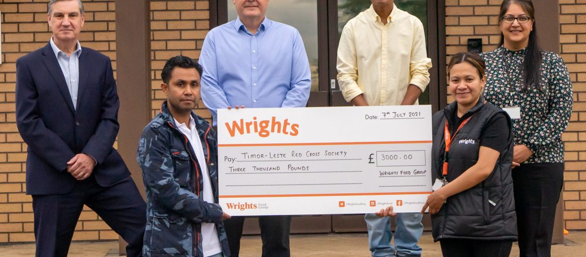 Wrights Food Group Donates to Timor Leste Flood Fund