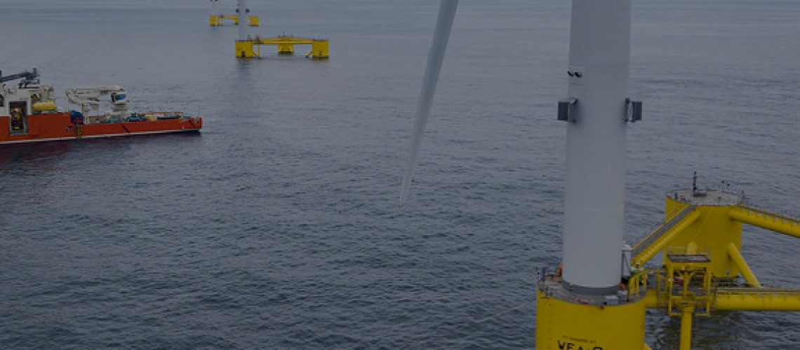 The Crown Estate Awards Two Offshore Wind Projects