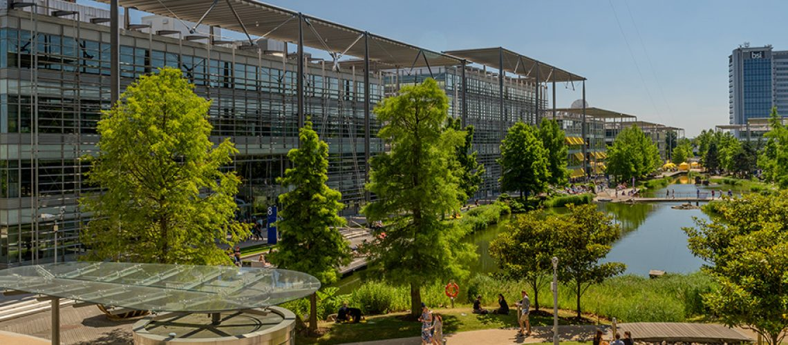 Pladis Relocates Head Office to Chiswick Park