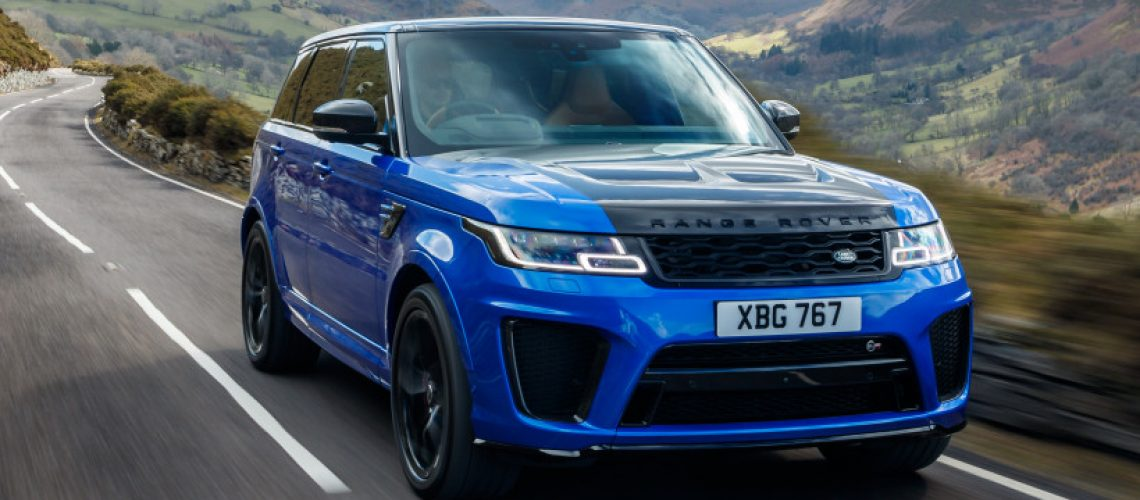 Sales Improve at Jaguar Land Rover Despite Pandemic