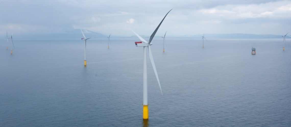 Marine Energy Wales Welcome the UK's Government Commitment