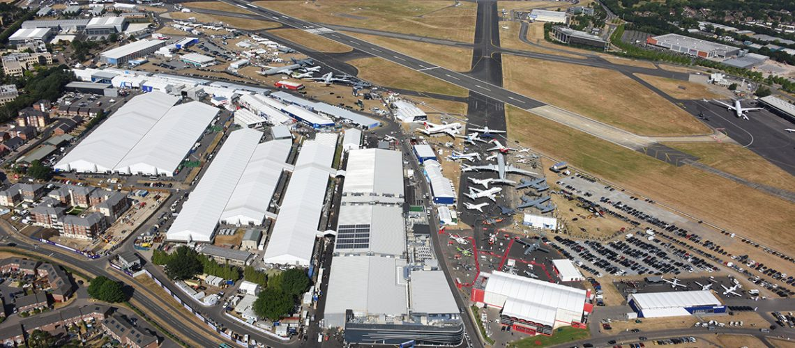 Record Demand for the July 2020 Farnborough International Airshow