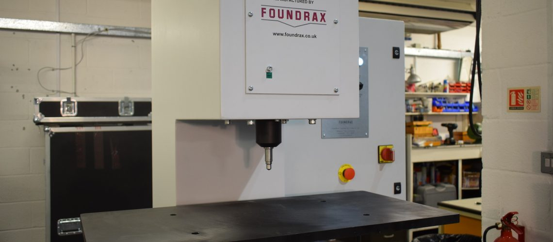 Foundrax Delivers Quality Components for Automotive Manufacturer