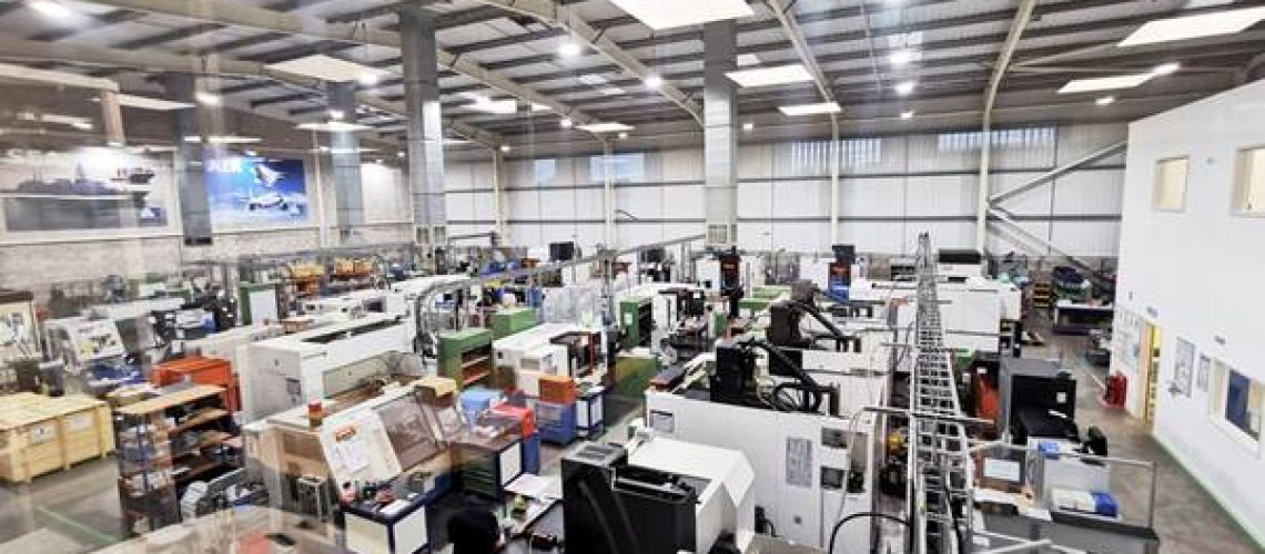 Transforming Manufacturing Through 5G Technology with WM5G