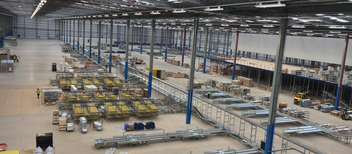 Premier Farnell Marks Milestone in Distribution Centre Development