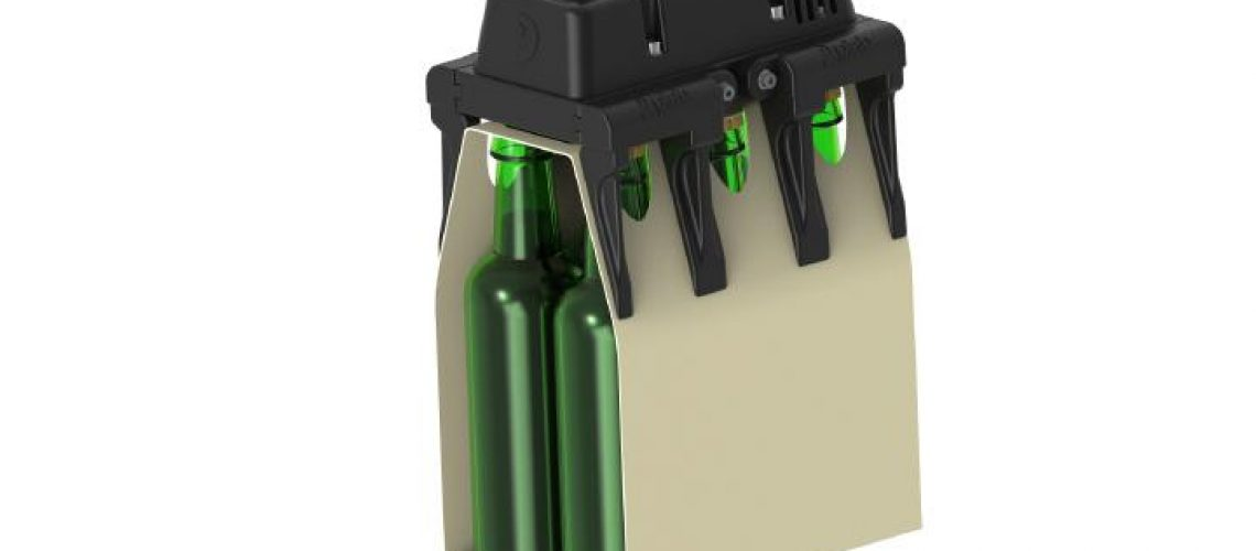 Piab Launches the Gripper for Automated Handling of Six Packs
