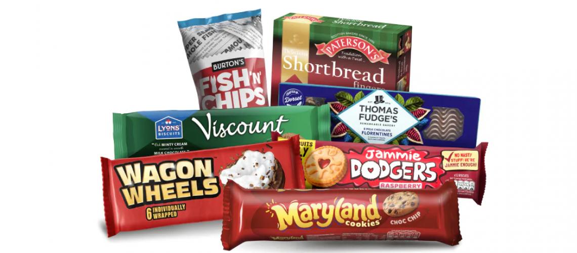 Ferrero Company Acquires Burton's Biscuit Company