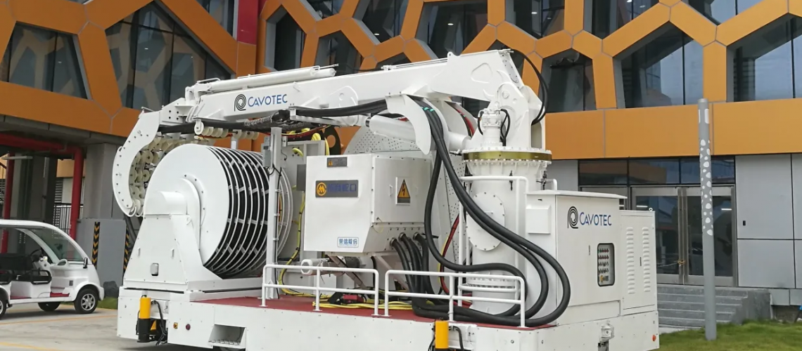 Cavotec Wins Cleantech Contract to Cut Ship Emissions
