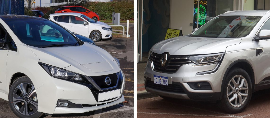 Nissan and Renault to Open R&D Venture