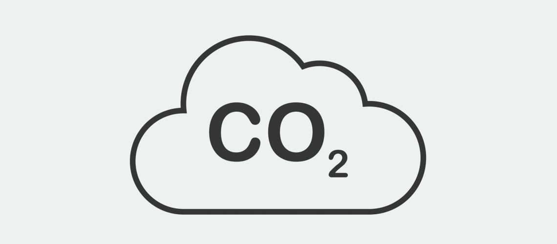 Global,Warming,Vector,Icon,Carbon,Dioxide,In,The,Atmosphere