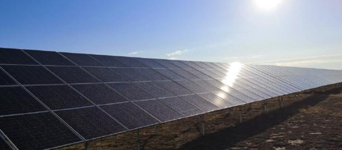 Bifacial Modules Are the Test Project of the Future