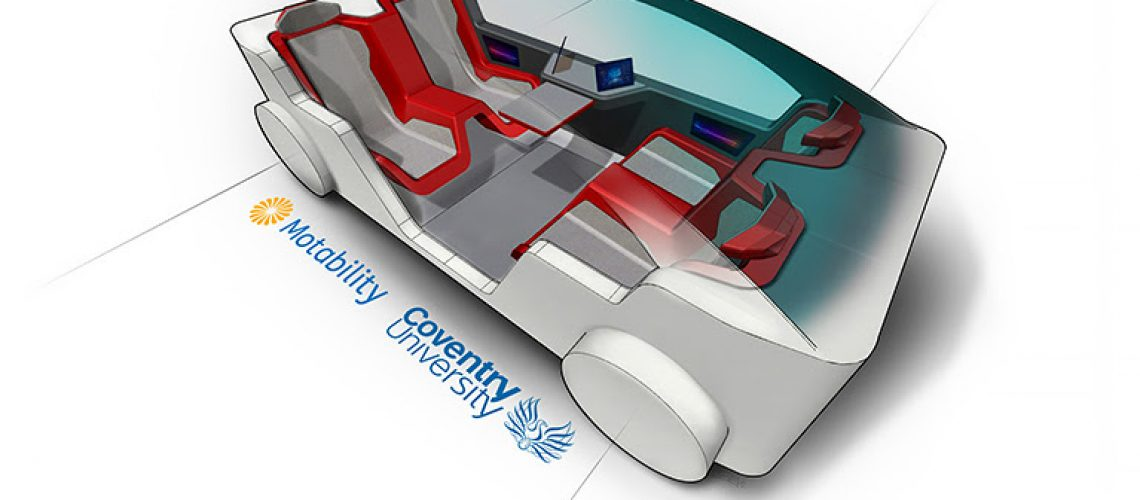 Coventry University and Motability Launch Research in Accessible Transport